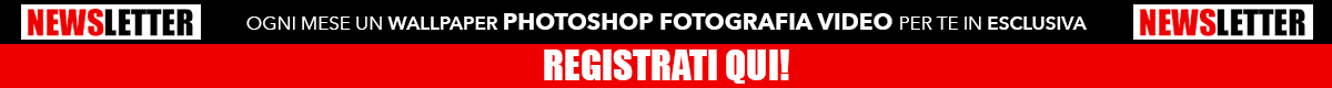 newsletter fotografia photoshop