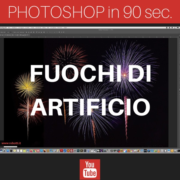 youtube lezione fotoritocco photoshop